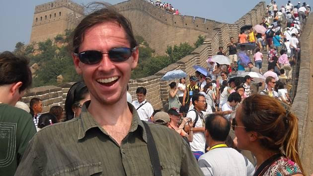 Petr Horálek se podíval i do Číny.
