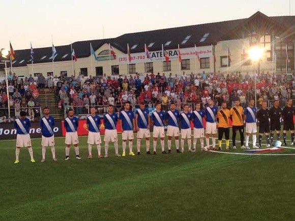 Setřepali ze sebe zklamání lépe než jejich soupeř, který navíc v závěru boje o bronz podlehl frustraci. Čeští reprezentanti v malém fotbalu na mistrovství Evropy vybojovali bronzové medaile, když v duelu o třetí místo zdolali Černou Horu 2:0.