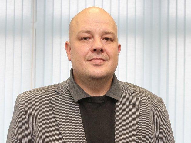 Ředitel Brněnských komunikací Luděk Borový.