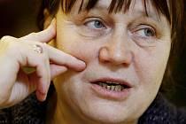 Bývalá zástupkyně Otakara Motejla Anna Šabatová.