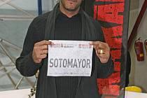 Nejlepší výškař historie Javier Sotomayor.