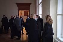 U brněnského krajského soudu pokračuje rozkrývání údajné korupce na radnici Brna-středu.