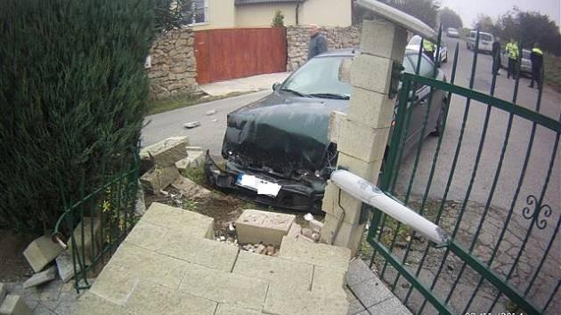 Po dramatické honičce strážníci opilého řidiče chytili