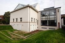 Dům umění města Brna.