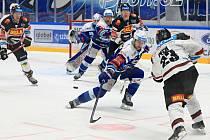 Hokejisté Komety hostili ve šlágru kola Spartu.