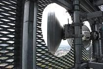 vysílač mobilního signálu