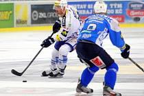 Brněnští hokejisté v domácích zápasech s Plzní v sobotu prohráli 1:2, v neděli uspěli 1:0. Další zápas hrají ve středu