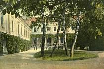 Historické snímky z Kuřimi si lidé prohlédnou na novém webu, kde se postupně objevují fotky z kuřimského archivu.