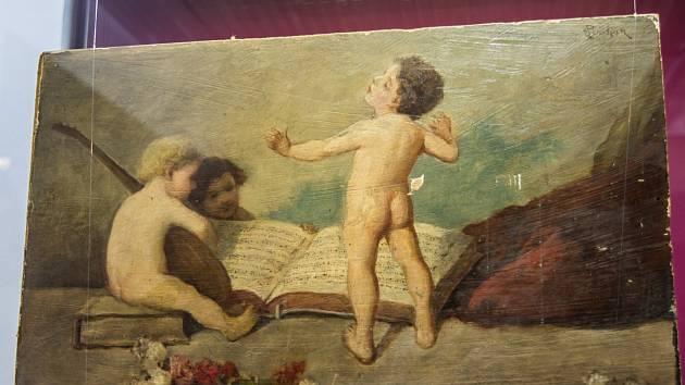 Proslulá Madona nebo obří oltářní obrazy. Výstava ukazuje díla knížete malířů