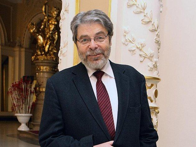Známý sexuolog Radim Uzel se rozhodl kandidovat do senátu.