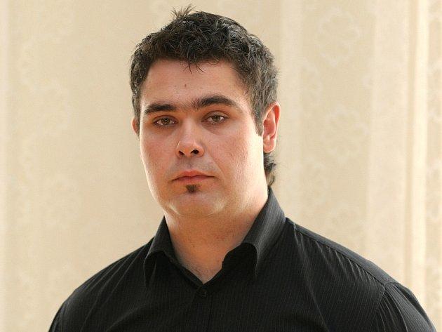 Rostislav Tomanec u brněnského soudu.