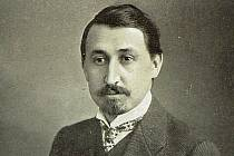 Spisovatel a dramatik Jiří Mahen.