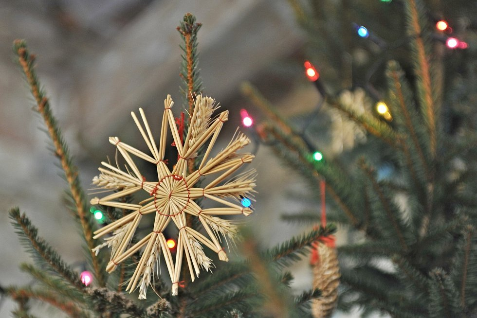 Vánoce. Ilustrační foto
