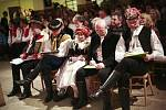 V Moravských Knínicích se konal třetí ročník soutěže o nejlepšího tanečníka verbuňku.