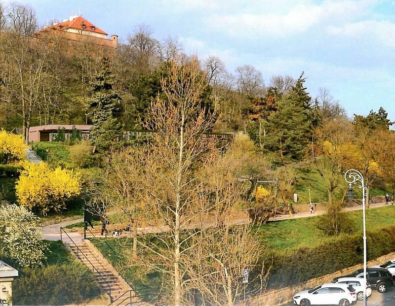 Na Špilberku vznikne nové středisko se skleníkem, vzdělávacími prvky pro děti i WC.