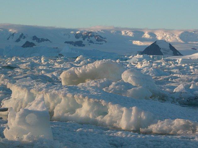 Ilustrační foto. Snímky polární expedice Masarykovy univerzity.