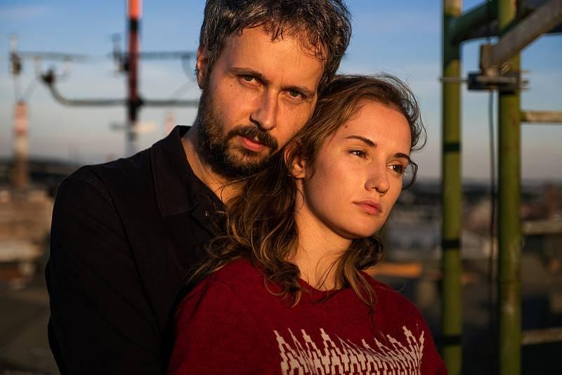 Eliška Křenková hraje hlavní roli ve snímku Marťanské lodě, který vznikal v Brně.
