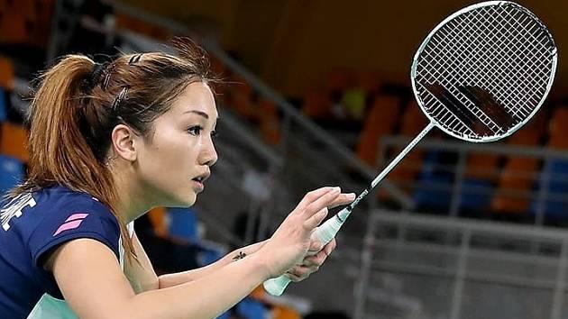 Mauricijská badmintonistka Kate Foo Kuneová nastupuje v extralize smíšených družstev za nováčka SK Stavos Brno Slatina.