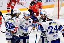 Hokejisté Komety jsou značně závislí na výkonech první formace.