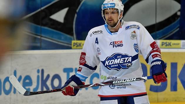 Hokejista Zbyněk Michálek.