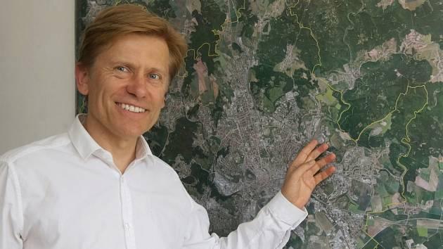 Architekt města Brna Michal Sedláček.