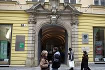 Knihovna Jiřího Mahena v Brně.