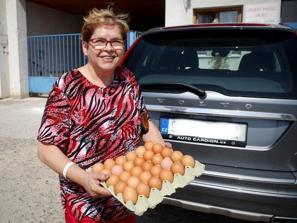 Skoro 30 tisíc slepic už veterináři utratili v chovu společnosti AG Maiwald v Pohořelicích. Pokud si tam lidé v minulých dnech vejce zakoupili, mohou je na místě vrátit nebo vyměnit za ta nezávadná.