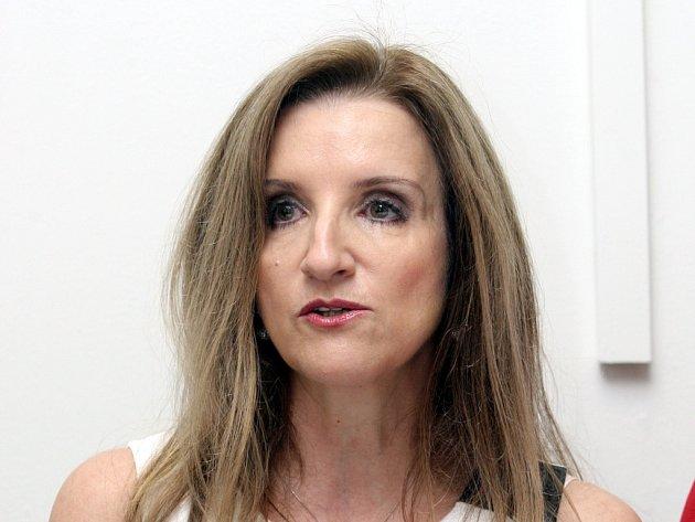 Lékařka Taťána Šrámková, která první ambulanci onkologické sexuologie v České republice vede.