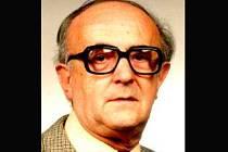Učitel a spisovatel Zdeněk Kožmín.
