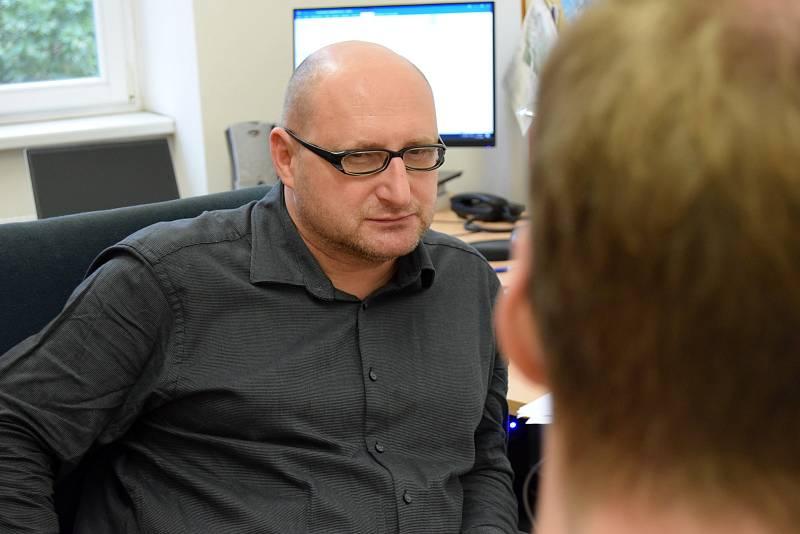 Politolog Lubomír Kopeček z Masarykovy univerzity.