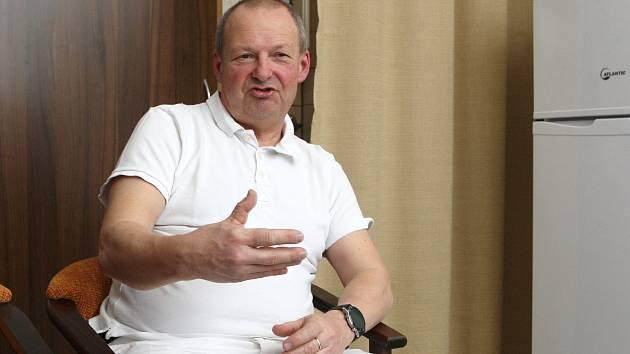 Prof. MUDr. Petr Husa, CSc. přednosta Kliniky infekčních chorob FN Brno