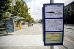 Jedna z nevětších oprav ulic v dějinách Brna je u konce. Už od čtvrtka se totiž vrátí do svých kolejí linka číslo čtyři v úseku u Komenského náměstí.