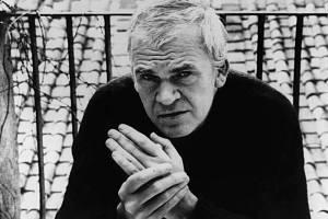 Milan Kundera - Spisovatel Milan Kundera (na nedatovaném archivním snímku).