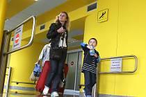 Letiště v brněnských Tuřanech v pondělí obnovilo provoz.