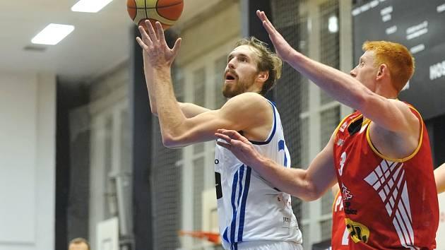 Basketbalista Jakub Krakovič.