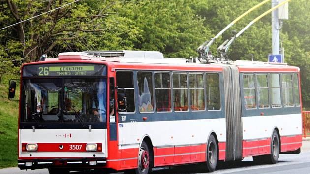 V Brně postaví trolejbusovou trať. Kvůli vzniku velkého městskému okruhu