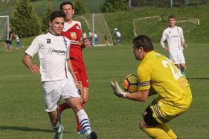 Jan Hlavica (vlevo) se mimo fotbal zabývá investováním do startupů. Zajímavá povolání mají i jeho spoluhráči.