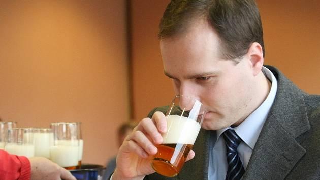 Soutěžící se dozvědí výsledky šestého března na brněnském galavečeru pivovarníků.