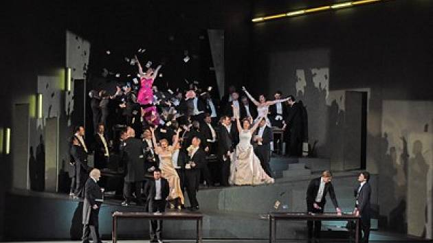 Opera Manon, Metropolitní opera New York