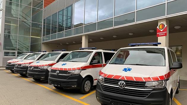 Fakultní nemocnice u svaté Anny v Brně zřídí vlastní dopravní službu.