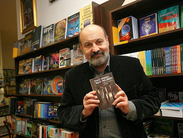 Tomáš Halík v Brně.