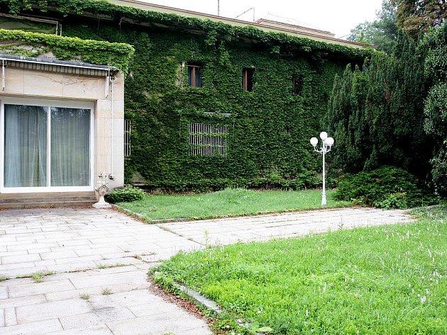Vila Alfreda a Hermine Stiassnych v Pisárkách.