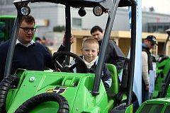 Na brněnském výstavišti začal v neděli veletrh TECHAGRO, jeden ze tří největších zemědělských veletrhů v Evropě.