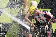 Brno 04.08.2019 - Moto GP 2019 - závod Moto 3