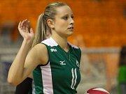 Na snímku Pištěláková.
