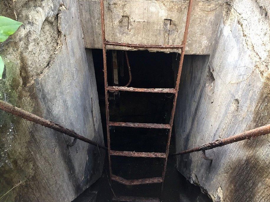 Tajemný prostor v podzemí v brněnských Židěnicích
