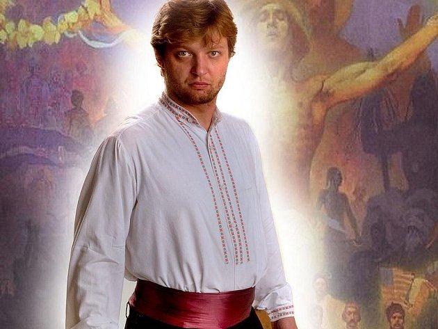 Hlavní roli ztvární Michal Isteník, který je členem činoherního souboru Městského divadla od roku 2008.