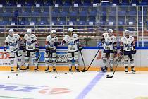 Hokejisté Komety zahájí sezonu s třítýdenním zpožděním v pátek proti Plzni.