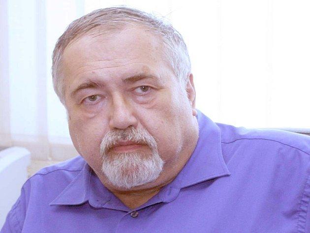 Psycholog Tomáš Novák