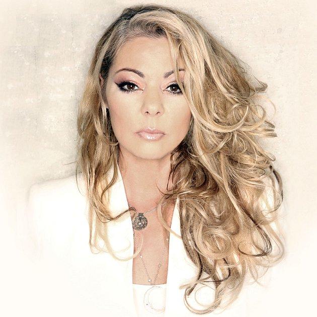 Německá zpěvačka Sandra.